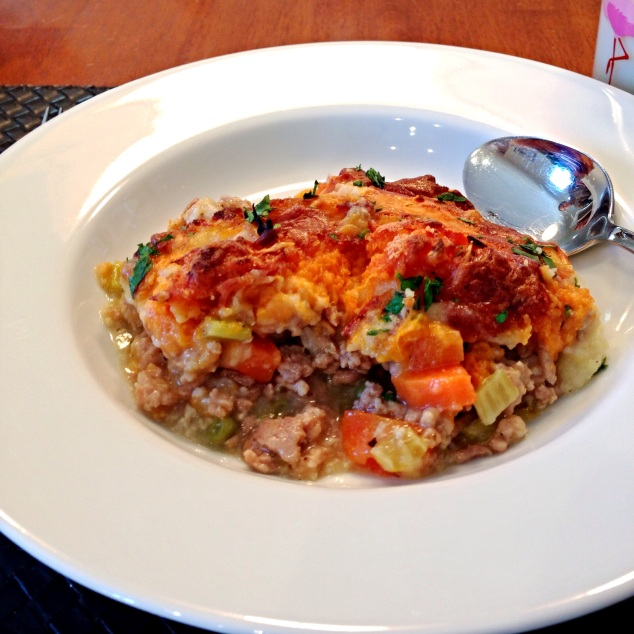 St. Patrick's Turkey Shepherd's Pie