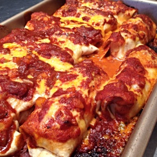 Broiled Cheesy Goodness