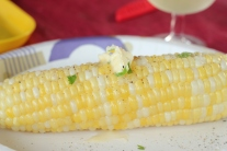 DSLR Trailer Dinner First Kent County Corn of the Season