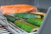 DSLR Grilling Zucchini