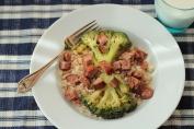 DSLR Broccoli, Sausage and PC 5-Grain Blend