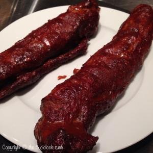 Smoker Pork Tenderloins