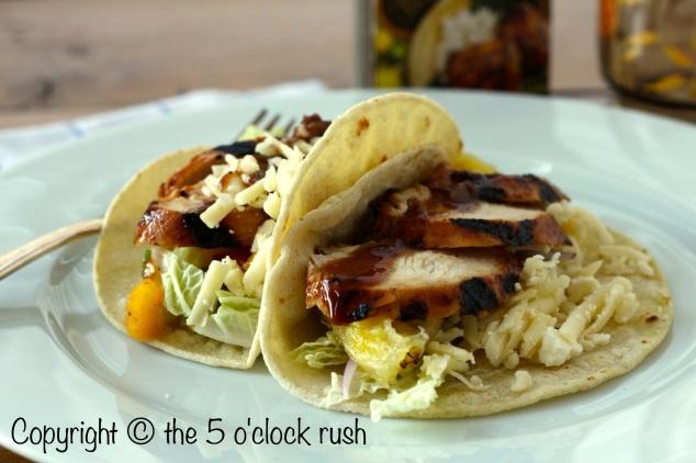 Pulo Cuisine Chicken Tacos