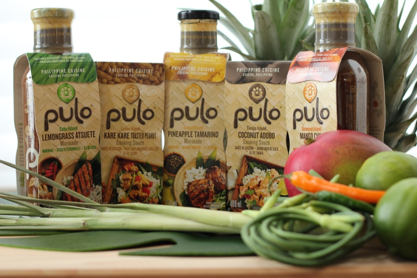 Pulo Cuisine Cooking Sauces and Marinades