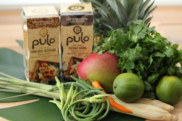 Pulo Cuisine Kare Kare Toasted Peanut and Coconut Adobo Cooking Sauces