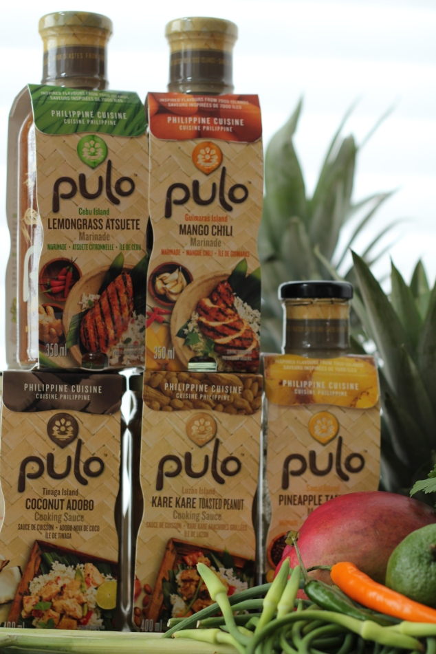 Pulo Cuisine Selection of Products