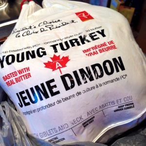 PC Young Turkey -frozen