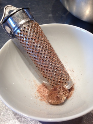 Freshly Grated Nutmeg