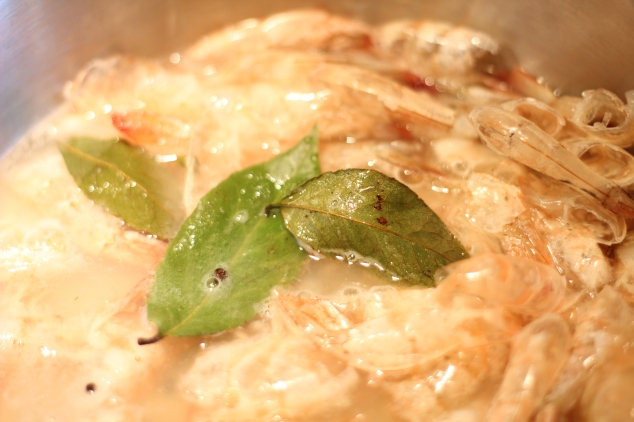 Shrimp Broth (Fume)