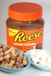 Reese® Puffs Cereal, Reese® Spreads and Mini Marshmallows